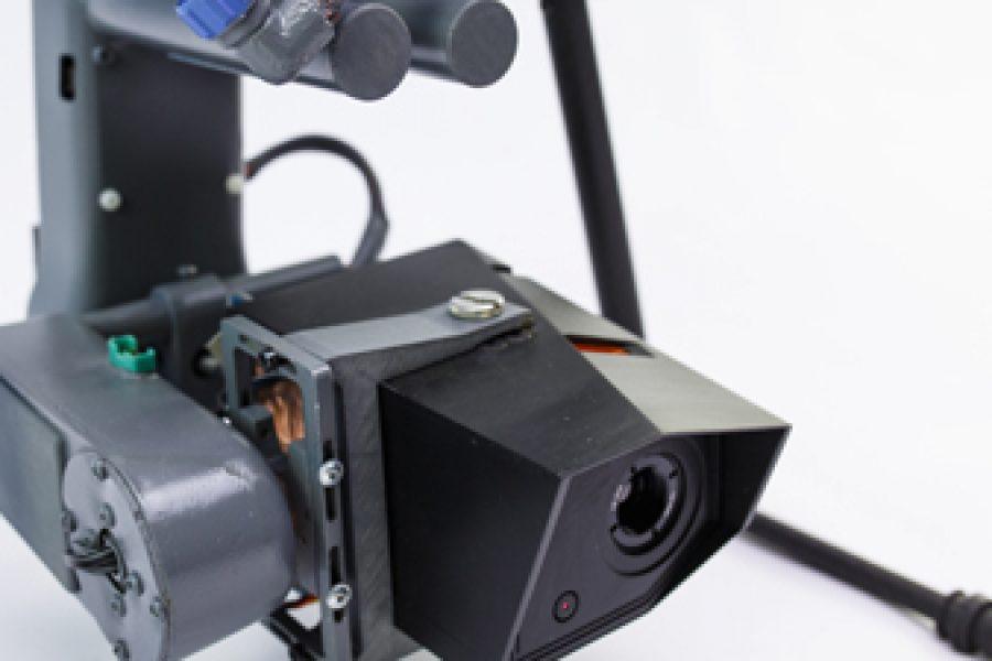 Głowica termowizyjna – moduł współpracujący z kamerą WIRIS 640