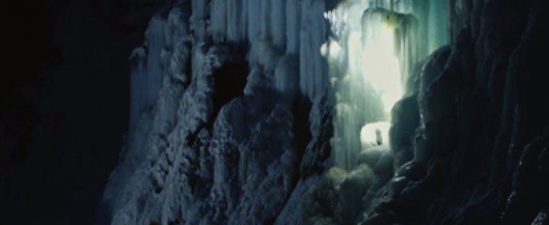 Lodospady w Rudawce Rymanowskiej