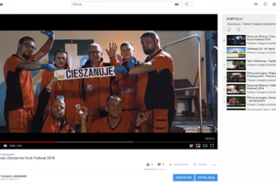 Pozycjonowanie filmów na portalu YouTube