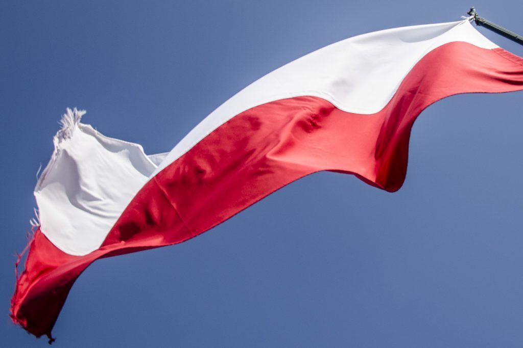 flaga spoty wyborcze