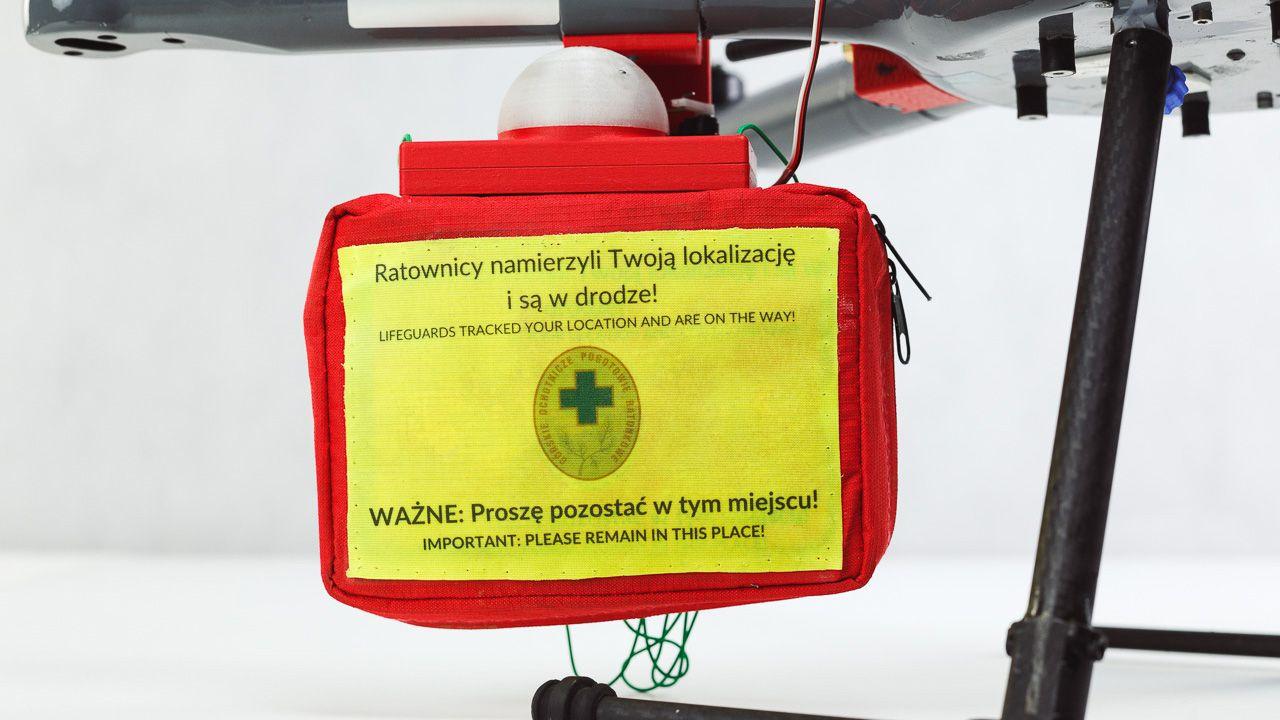 Paczka medyczna – ekwipunek do akcji ratowniczych