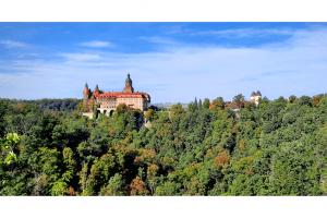 Zamek Ksiaz punkt widokowy fotoacc